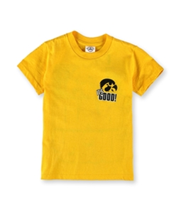 Delta Apparel Boys Iowa State Good, Bad, Ugly Graphic T-Shirt