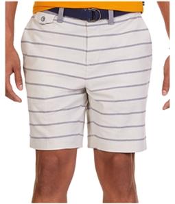 Nautica Mens Modern-Fit Oxford Casual Walking Shorts