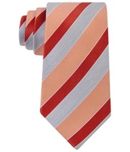 Geoffrey Beene Mens Stripe Of The Moment Self-tied Necktie
