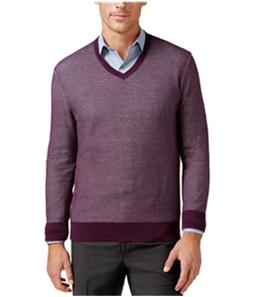 Michael Kors Mens Tuck Stitch Pullover Sweater