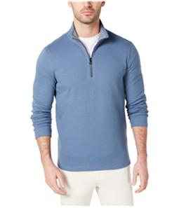 Michael Kors Mens Pique Pullover Sweater