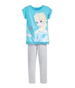 Disney Girls 2-Piece Leggings Graphic T-Shirt