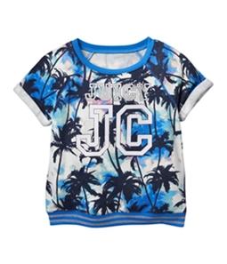 Juicy Couture Girls Palm Tree Sweatshirt