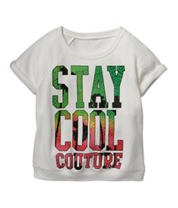 Juicy Couture Girls Stay Cool Sweatshirt
