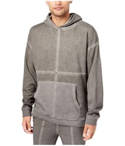 Eldwood Mens Cross Seamed Hooded Sweatshirt