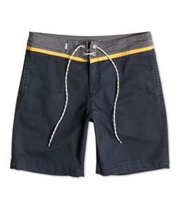 Quiksilver Mens Street Trunk Yoke Casual Walking Shorts