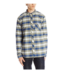 Quiksilver Mens Lotted Button Up Shirt