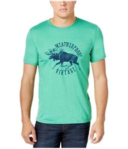 Weatherproof Mens SS Graphic T-Shirt