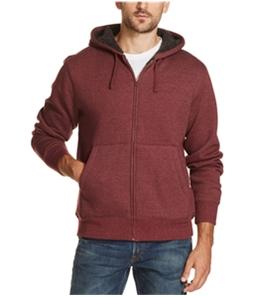 Weatherproof Mens Fleece-Lined Hoodie Sweatshirt
