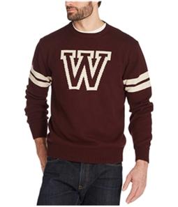 Weatherproof Mens Varsity Pullover Sweater
