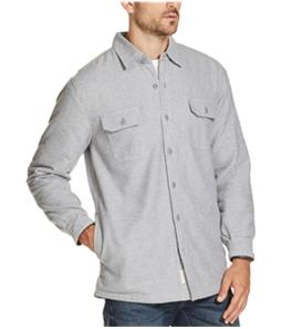 Weatherproof Mens Fleece Shirt Jacket