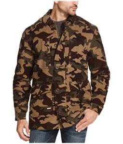 Weatherproof Mens Camo Jacket