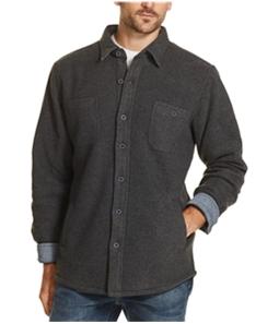 Weatherproof Mens Fleece Lined Shirt Jacket