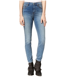Free People Womens Gummy High-Rise Stretch Jeans