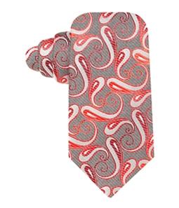 John Ashford Mens Robin Paisley Self-tied Necktie