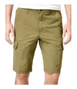 Hawke & Co. Mens Ripstop Casual Cargo Shorts
