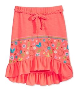evy of California Girls Hello Kitty Hi-Lo High-Low Skirt