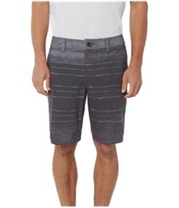 O'Neill Mens Tye Striper Hybrid Swim Bottom Board Shorts