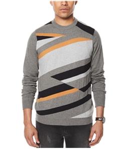 Sean John Mens Intarsia Pullover Sweater