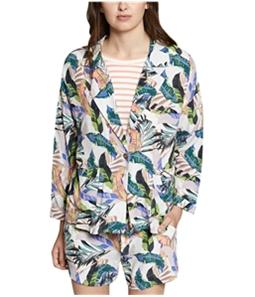 Sanctuary Clothing Womens Aurora One Button Blazer Jacket