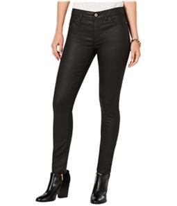 Tommy Hilfiger Womens Greenwich Waxed Denim Skinny Fit Jeans