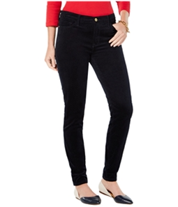 Tommy Hilfiger Womens Skinny Casual Corduroy Pants