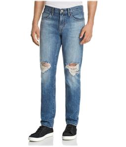 J Brand Mens Distressed Slim Fit Jeans