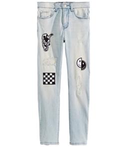 Jaywalker Boys Rip & Repair Regular Fit Jeans