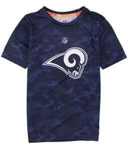 NFL Team Apparel Boys LA Rams Jersey