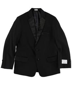 Calvin Klein Boys Contrast Suit Blazer