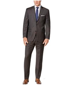 Michael Kors Mens Plaid Formal Tuxedo