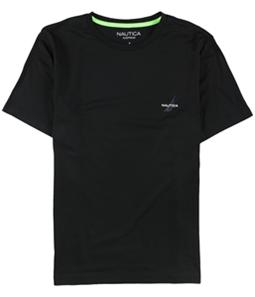 Nautica Mens Soft Feel Pajama Sleep T-shirt