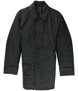 Ralph Lauren Mens Lerner Solid Over Coat
