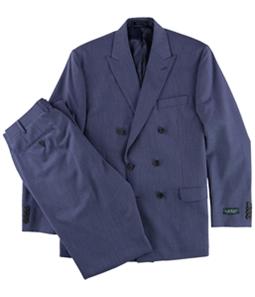 Ralph Lauren Mens Classic Two Button Formal Suit