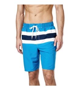Newport Blue Mens Bandera Swim Bottom Board Shorts