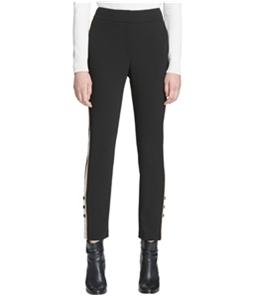 Calvin Klein Womens Side Stripe Dress Pants