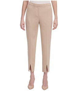 Calvin Klein Womens Cropped Casual Trouser Pants
