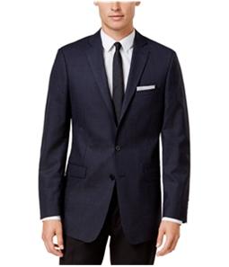 Calvin Klein Mens Check Sport Coat
