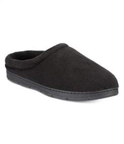 Club Room Mens Terry Clog Moccasin Slippers