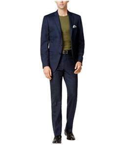 Calvin Klein Mens Slim-Fit Two Button Formal Suit
