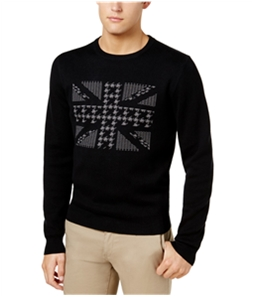 Ben Sherman Mens Union Jack Knit Sweater