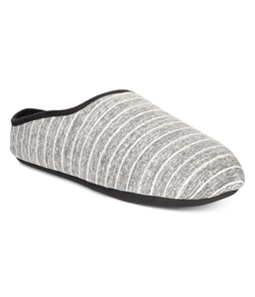 bar III Mens Modern Clog Comfort Slippers