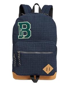 Steve Madden Unisex Flannel Standard Backpack