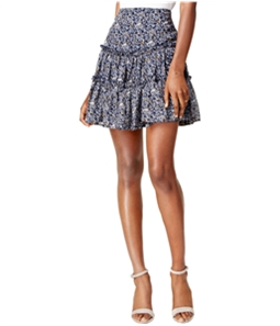 Mare Mare Womens Ruffled A-line Skirt