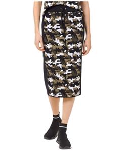 Michael Kors Womens Sweater Pencil Skirt