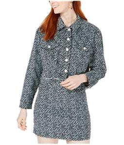 T.D.C Womens Corduroy Cropped Jacket