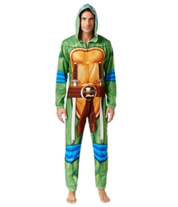 Briefly Stated Mens Leonardo Bodysuit Jumpsuit Pajama
