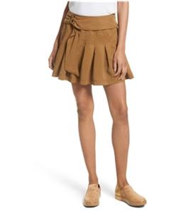 Free People Womens Lost In Light Mini Skirt