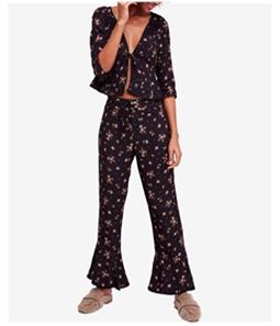 Free People Womens El Paso Pajama Sleep T-shirt