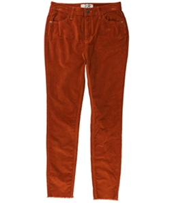 Free People Womens High Rise Casual Corduroy Pants